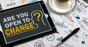 are you open yo change