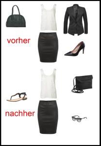 Vorher-Nachher-OnlinePlattform - Business Outfit