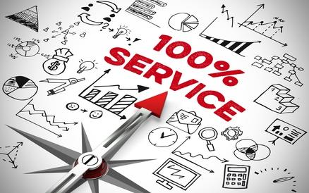 Reputation - 100% Service