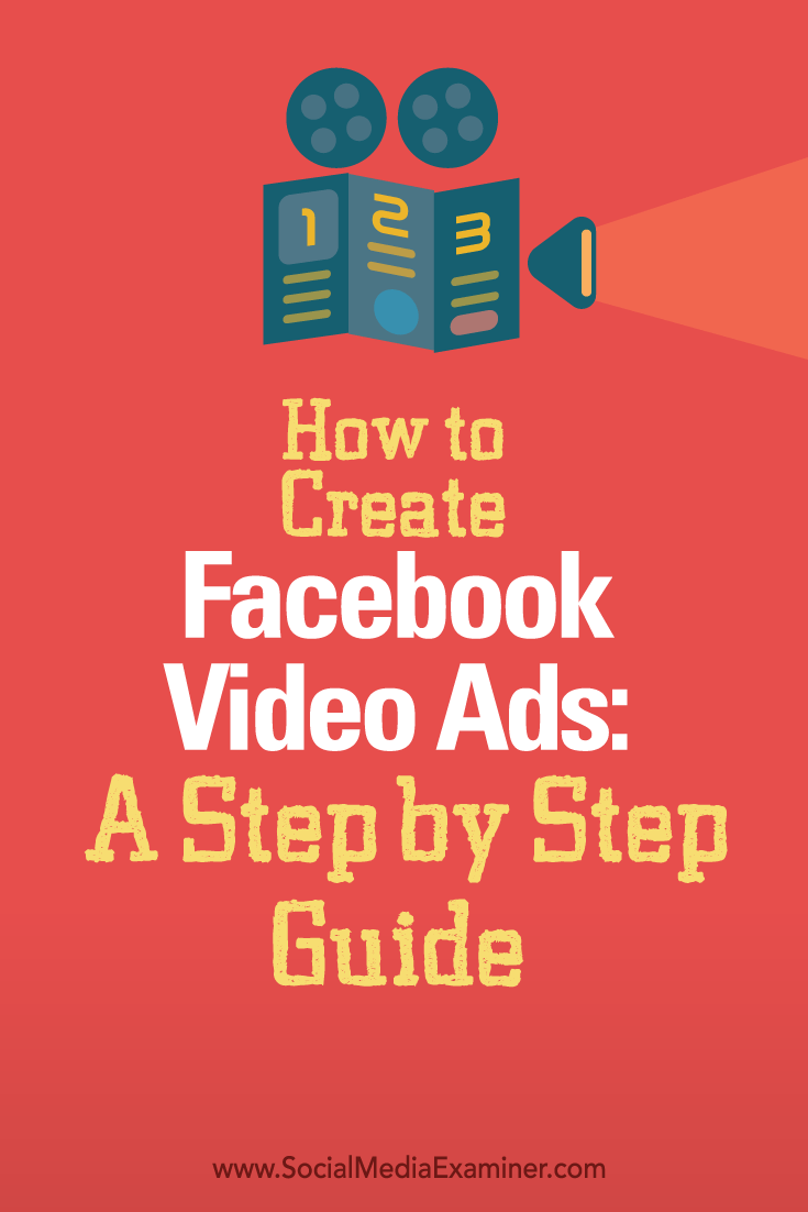 Musique Video How To Create Facebook Video Ads A Step By Step Guide Social