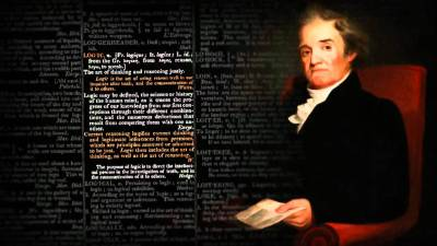 Noah Webster, the Father of American Education, thought highly of logic and Isaac Watts' book on the subject.