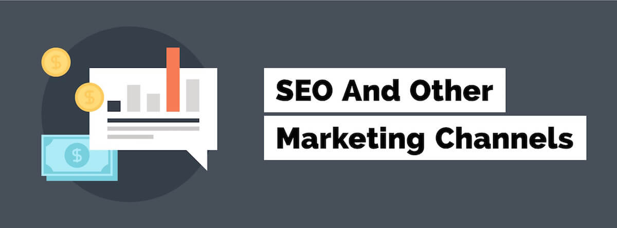 SEO Vs Other Marketing Channels - Social Patterns