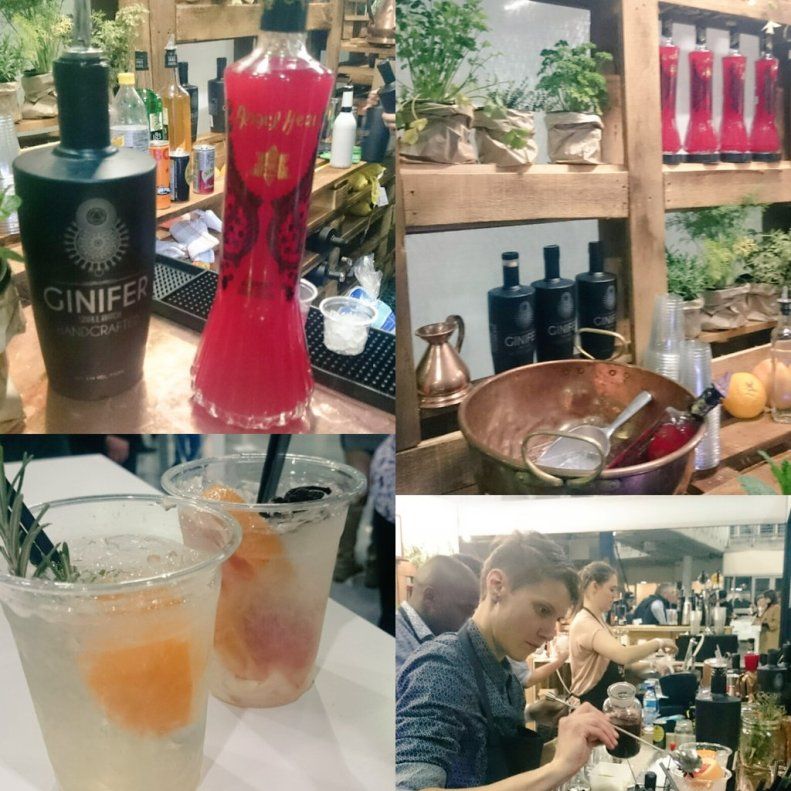 Good Food and Wine Show 2016 Johannesburg Boozy Foodie Events Ginifer Gin
