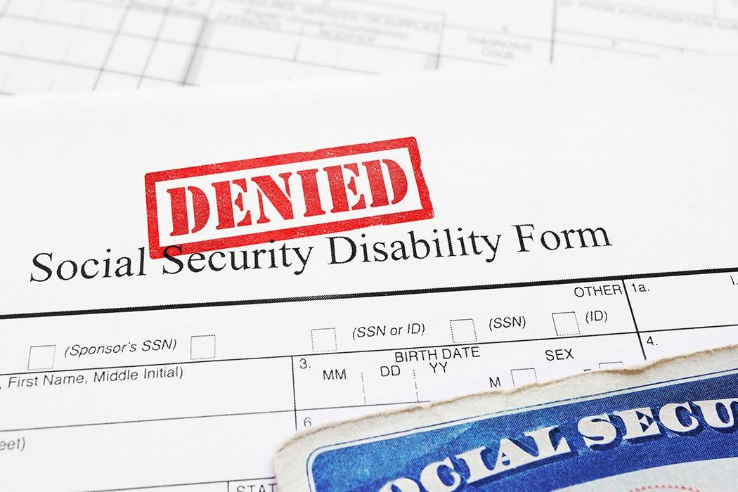 Social Security DIsability Form - Social Security Disability Advocates - social security disability form