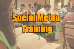 Social Media Training for Companies