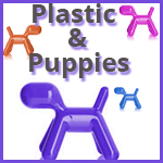 Plastic and Puppies