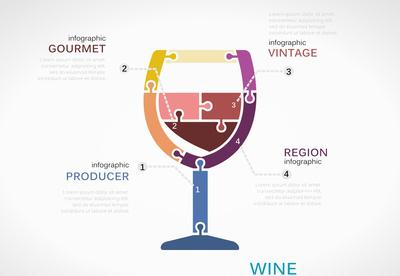 Wine Infographics Prototype