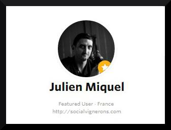 Featured Vivino User Julien Miquel AIWS