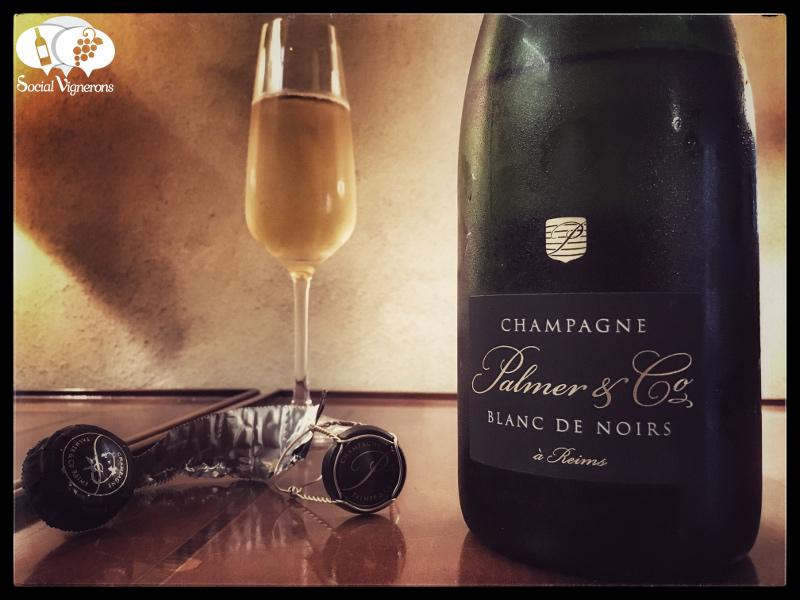 Palmer & Co Blancs de Noirs, Champagne, France