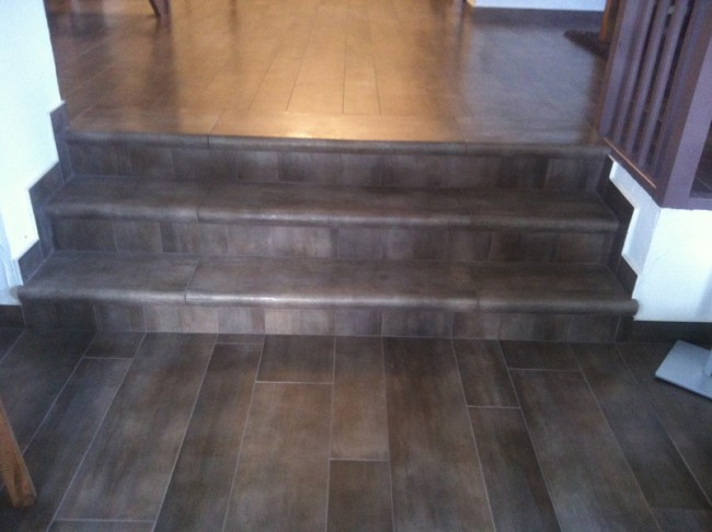 Devis Travaux Batiment Pose De Carrelage Imitation Parquet