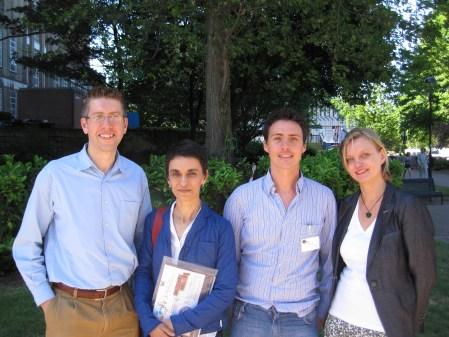 University Liverpool Staff