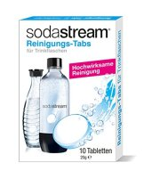 SodaStream Reingungstabs
