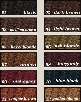 Hair Dye Colour Chart Garnier - Hair color chart garnier sodirmumtaz