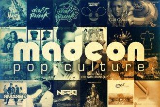 Madeon - Pop Culture - cover art