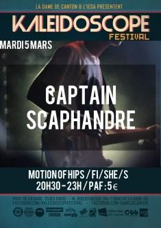 captain scaphandre