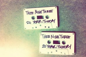 Thee Nine Three : A play on words with Point Break or Pink Floyd ?