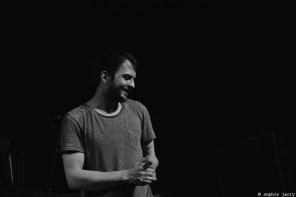NILS FRAHM - photo by Sophie Jarry for Sodwee.com