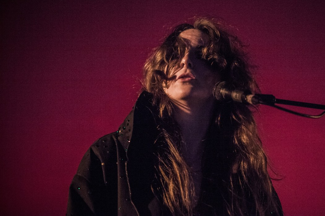 Beach House live - Photo by Peter Kirkegaard