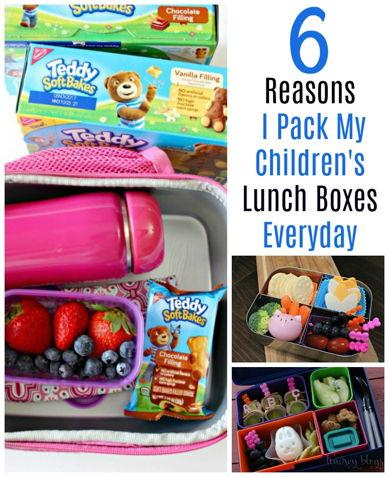 6 Reasons I Pack My Kids Lunches And Why They Prefer It
