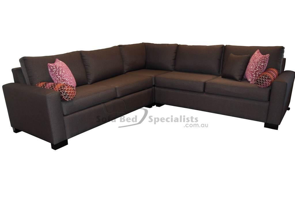 Modular Sofa Bed | Isabelle Corner Sofa Bed Sectional Living It Up