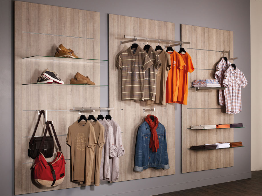 Decoration Interieur Boutique Pret A Porter Insert / Profil Alu Horizontal Magasin - Agencement