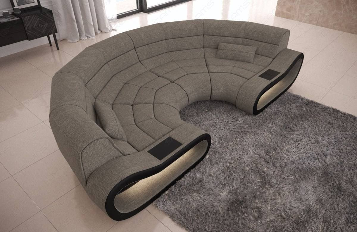 Couch Grau Sofa Couch Concept Fabric