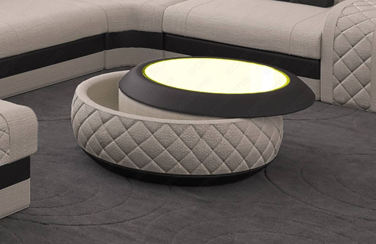Couchtisch Robust Fabric Coffee Table Charlotte