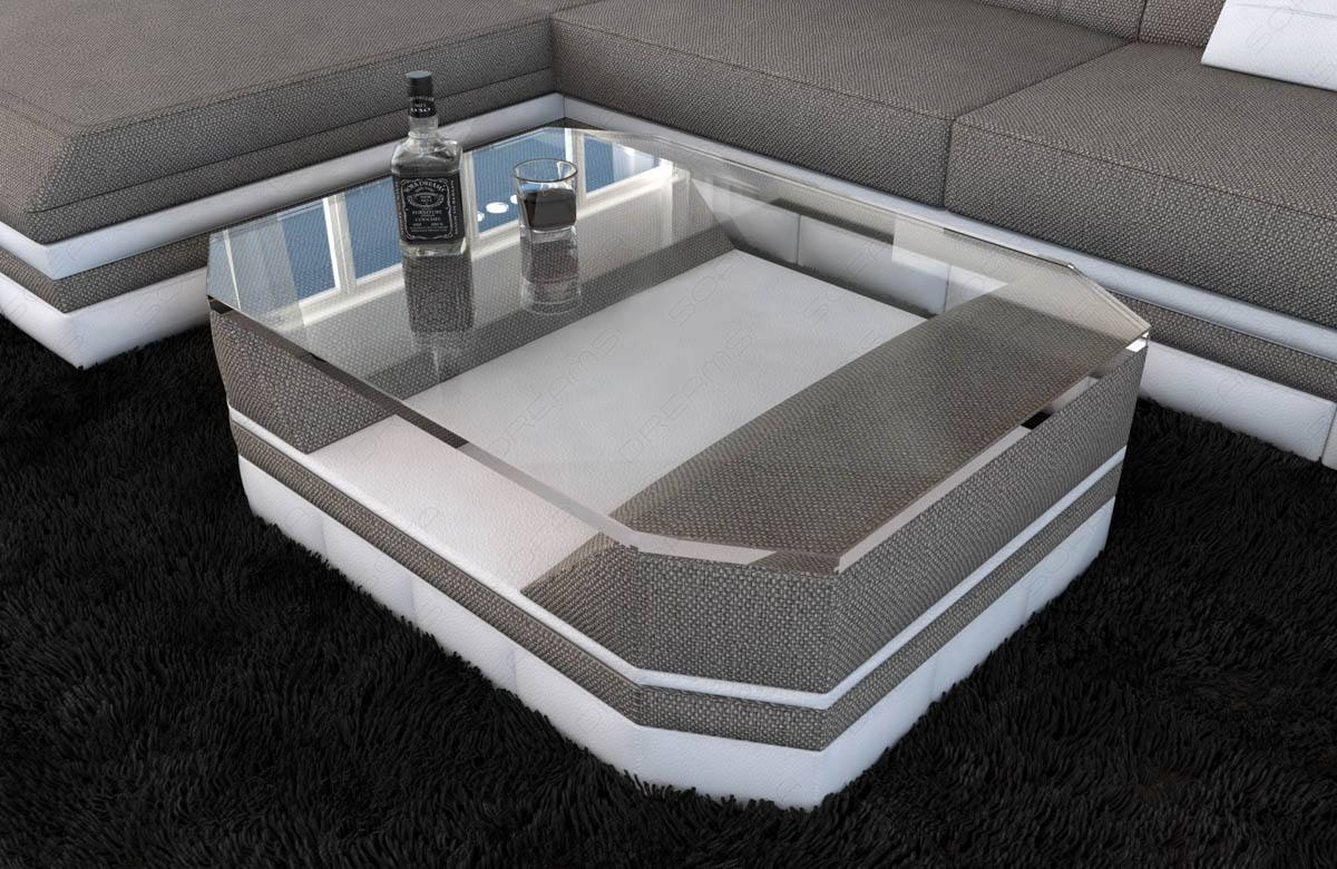 New York Fabric Coffee Table Sofadreams