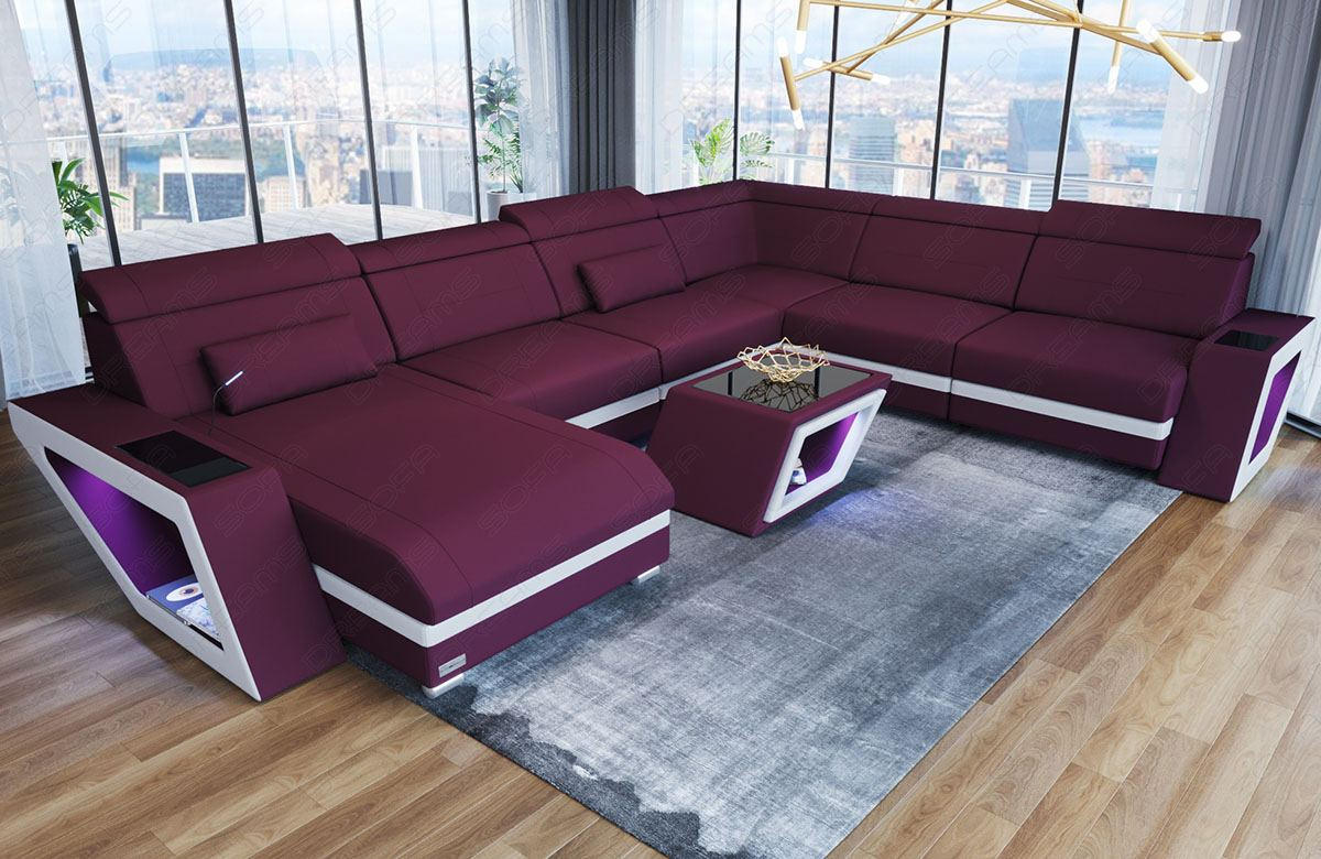 Couch Lila Sectional Fabric Couch Xl Nashville