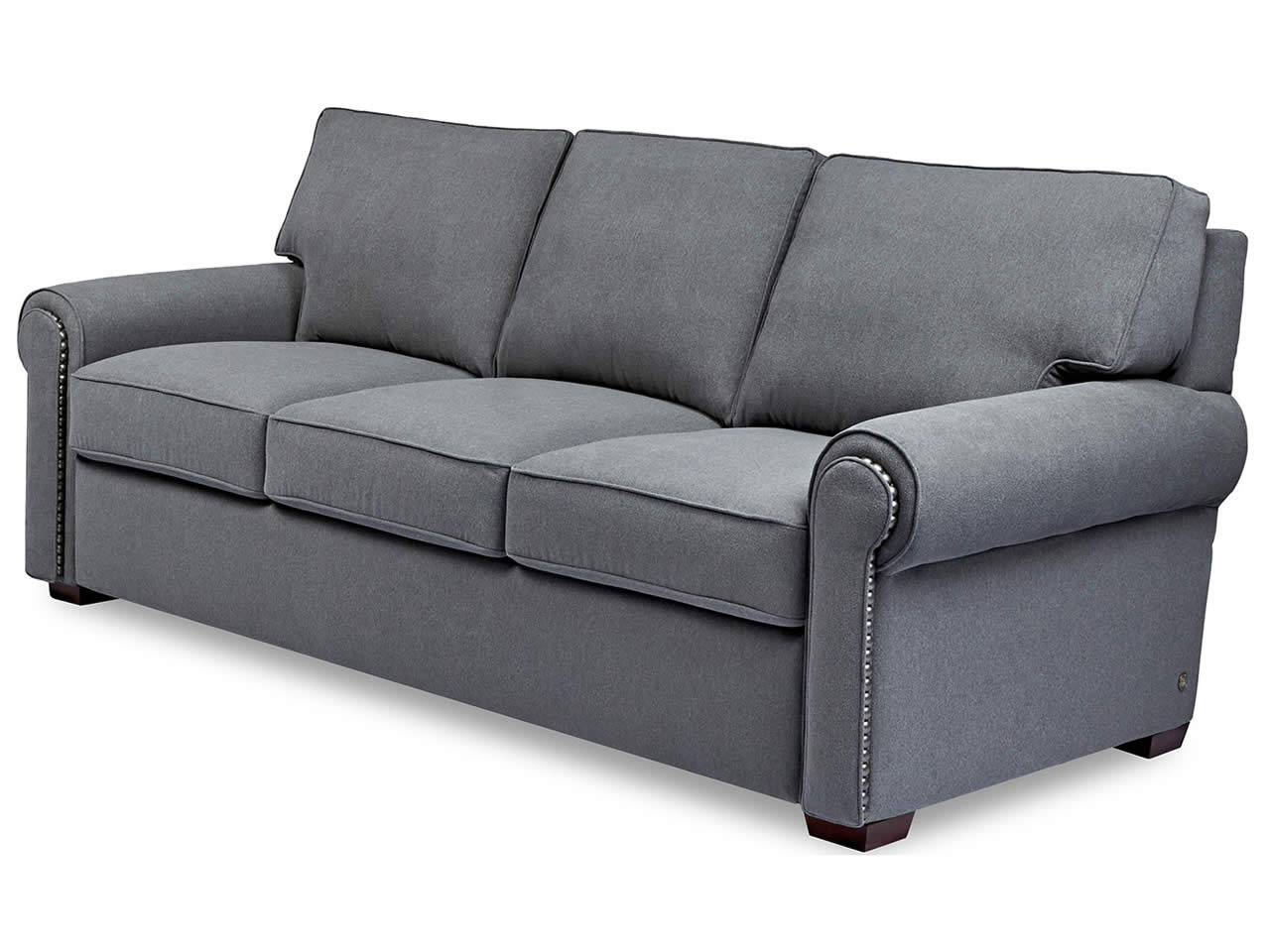 Sofa Ashley Milari Nailhead Sleeper Sofa Alan White Sofas Accent
