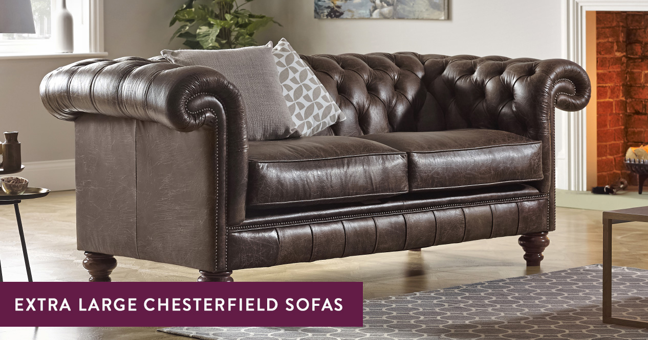 Chesterfield Sofa Online Uk Extra Large Chesterfield Sofas Handmade In The Uk Sofas By Saxon