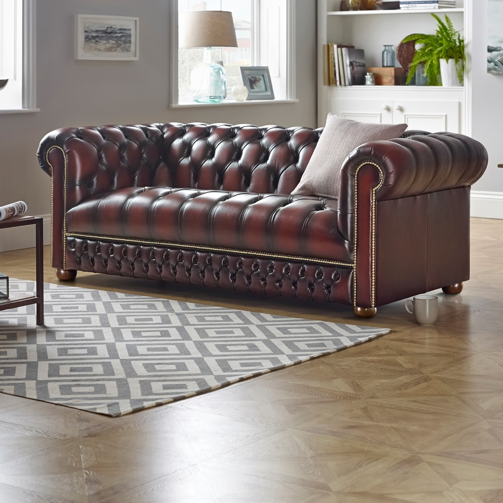 But Meubles Etna Stanhope 3 Seater Sofa