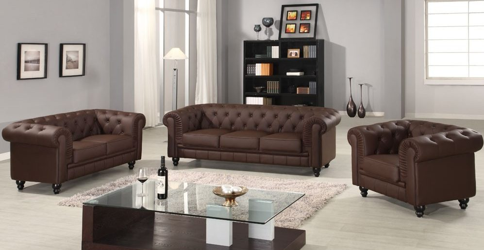 Sofa Relax Chaise Longue Sofás Chesterfield