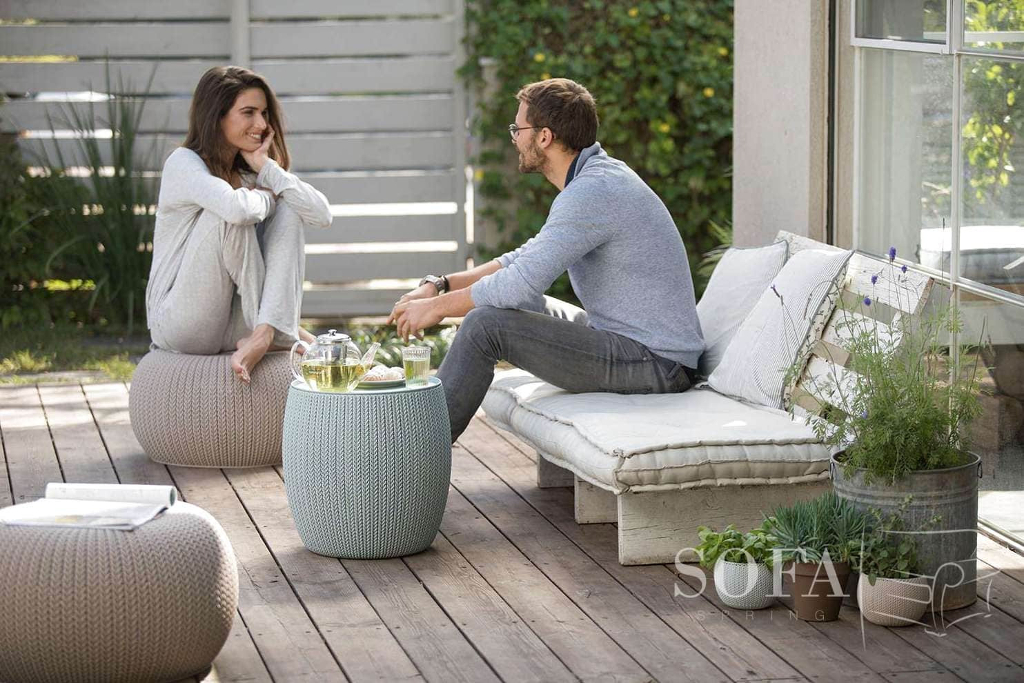 Best Outdoor Poufs Relax In The Sun With Our Top 3 Of 2021