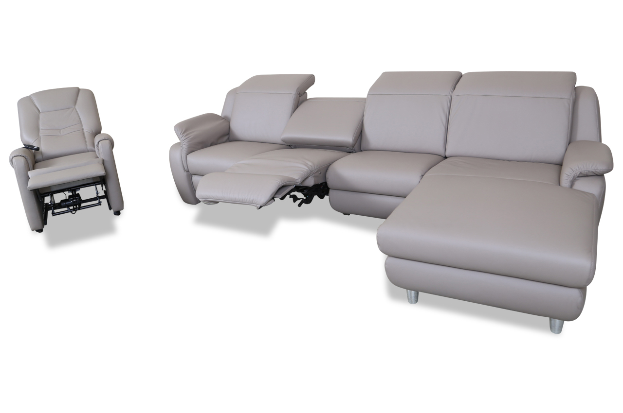 Big Sofa Mit Relaxfunktion Couch Mit Sessel Big Sofa Exclusiv Incl Sessel Nur Bei