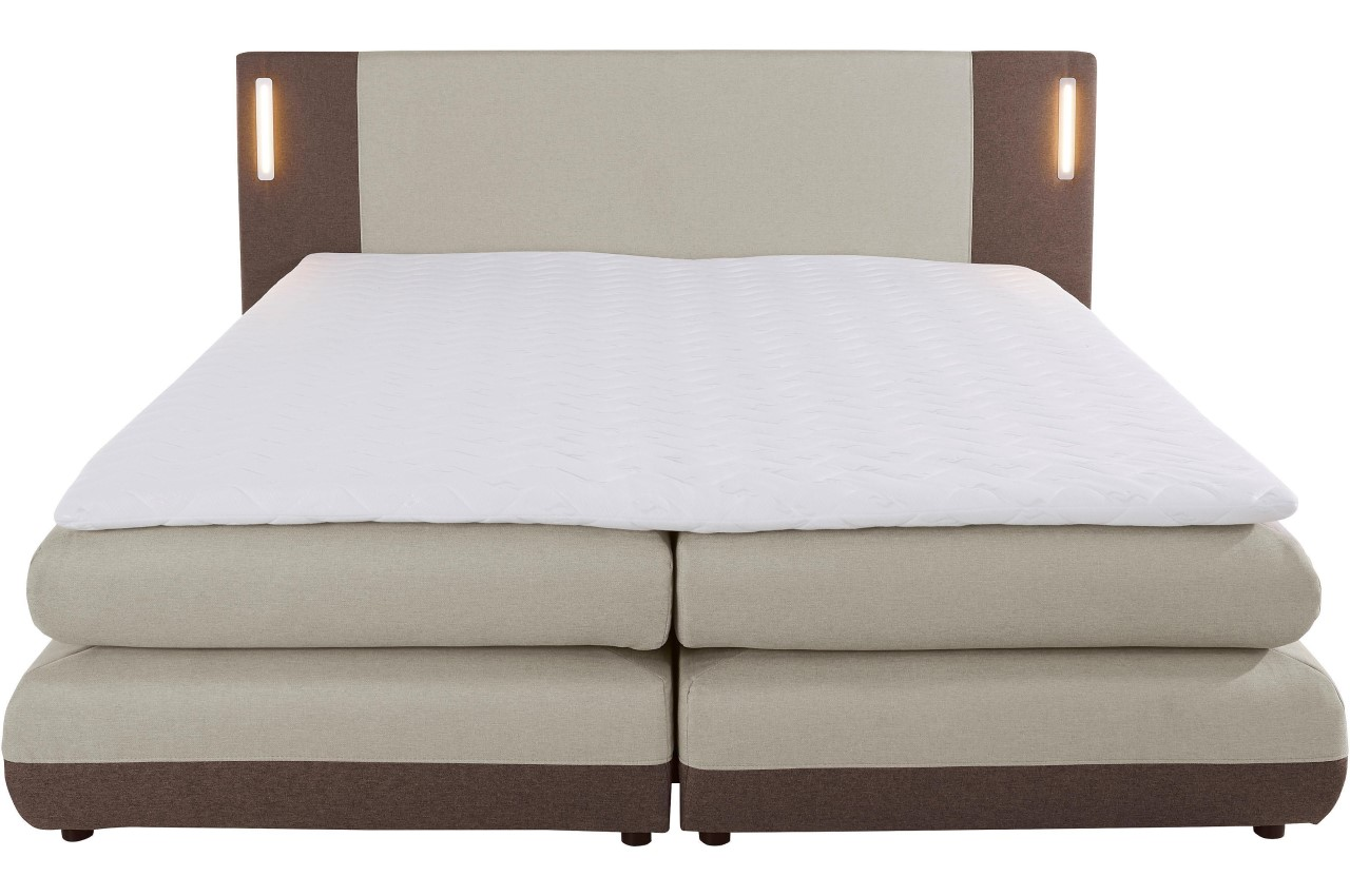 Boxspringbett 180x200 Braun Collection Ab Boxspringbett 180x200 Abano Braun