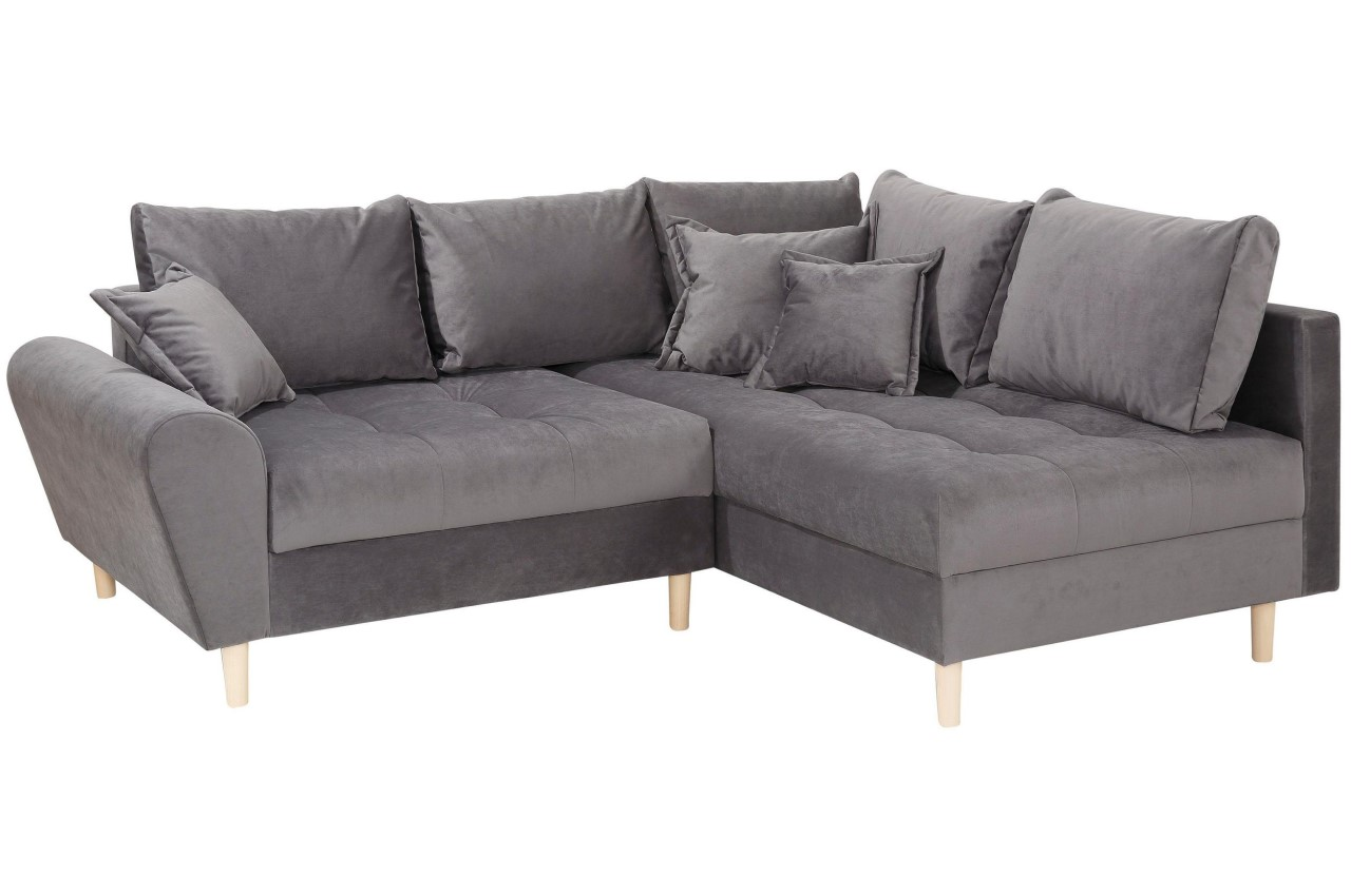 Ecksofa Luca Collection Ab Ecksofa Rice Rechts Anthrazit
