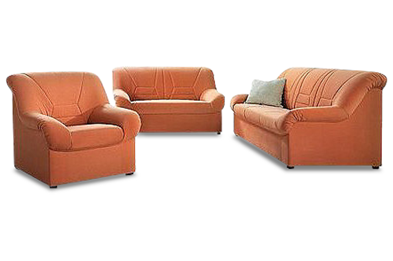 Sessel Bezug Terracotta Interio Sofa Texada