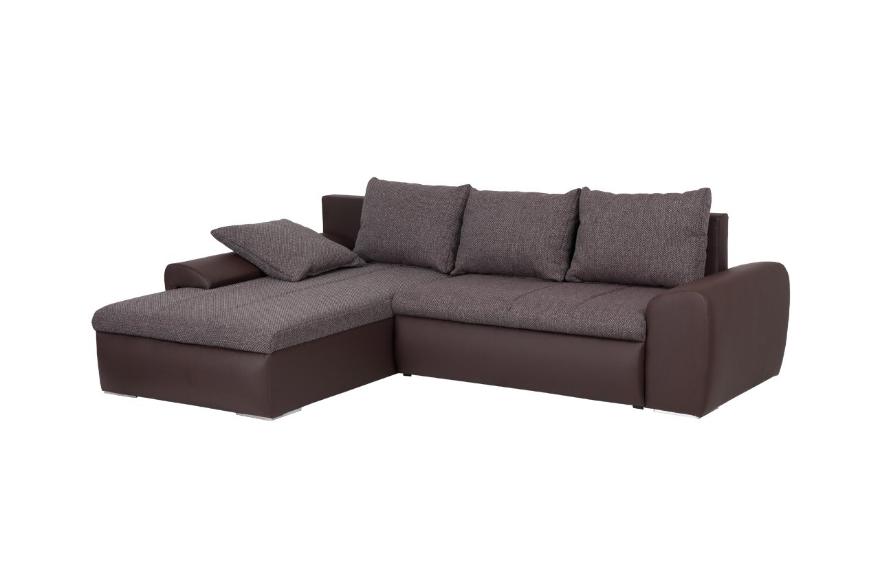Ecksofa Piazza Furntrade Ecksofa Piazza Links Mit Schlaffunktion