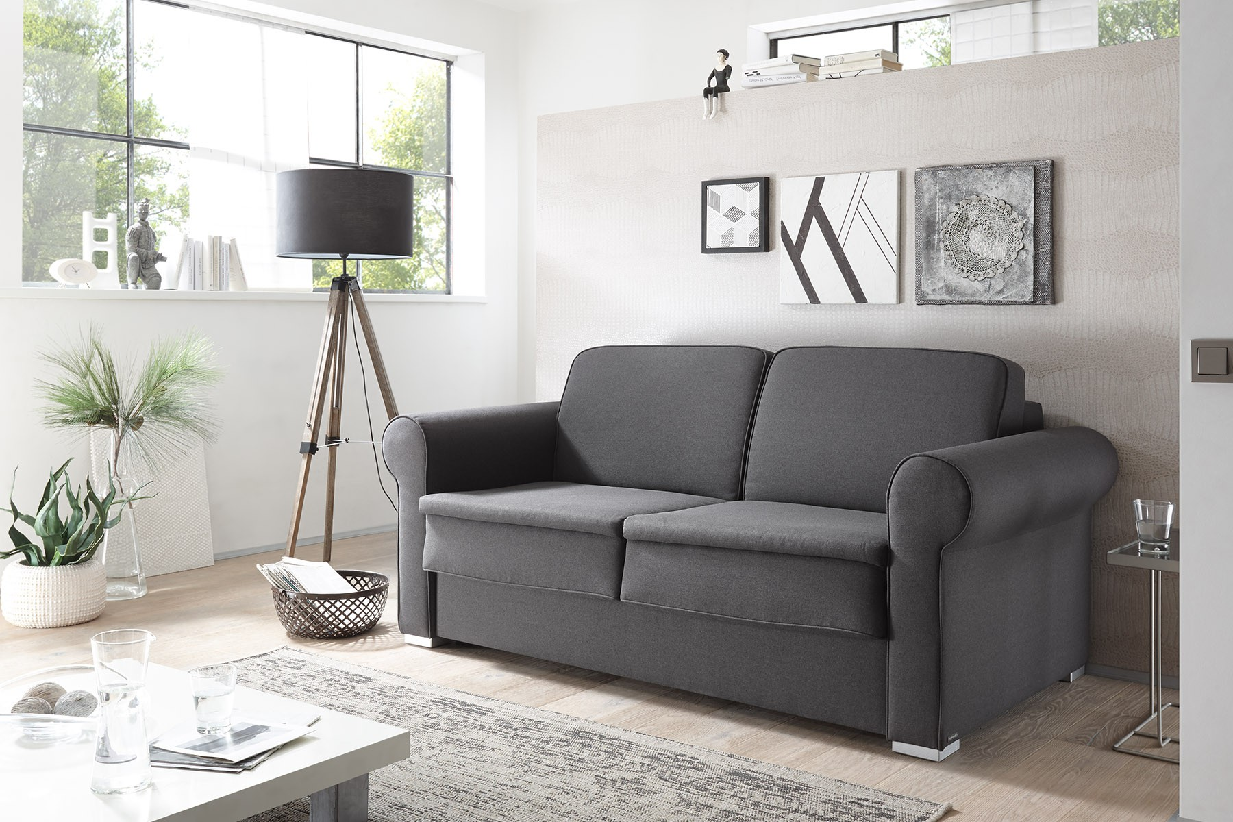 Bettsofa Grau Bettsofa Grau Excellent Bettsofa Grau Schn Galerie