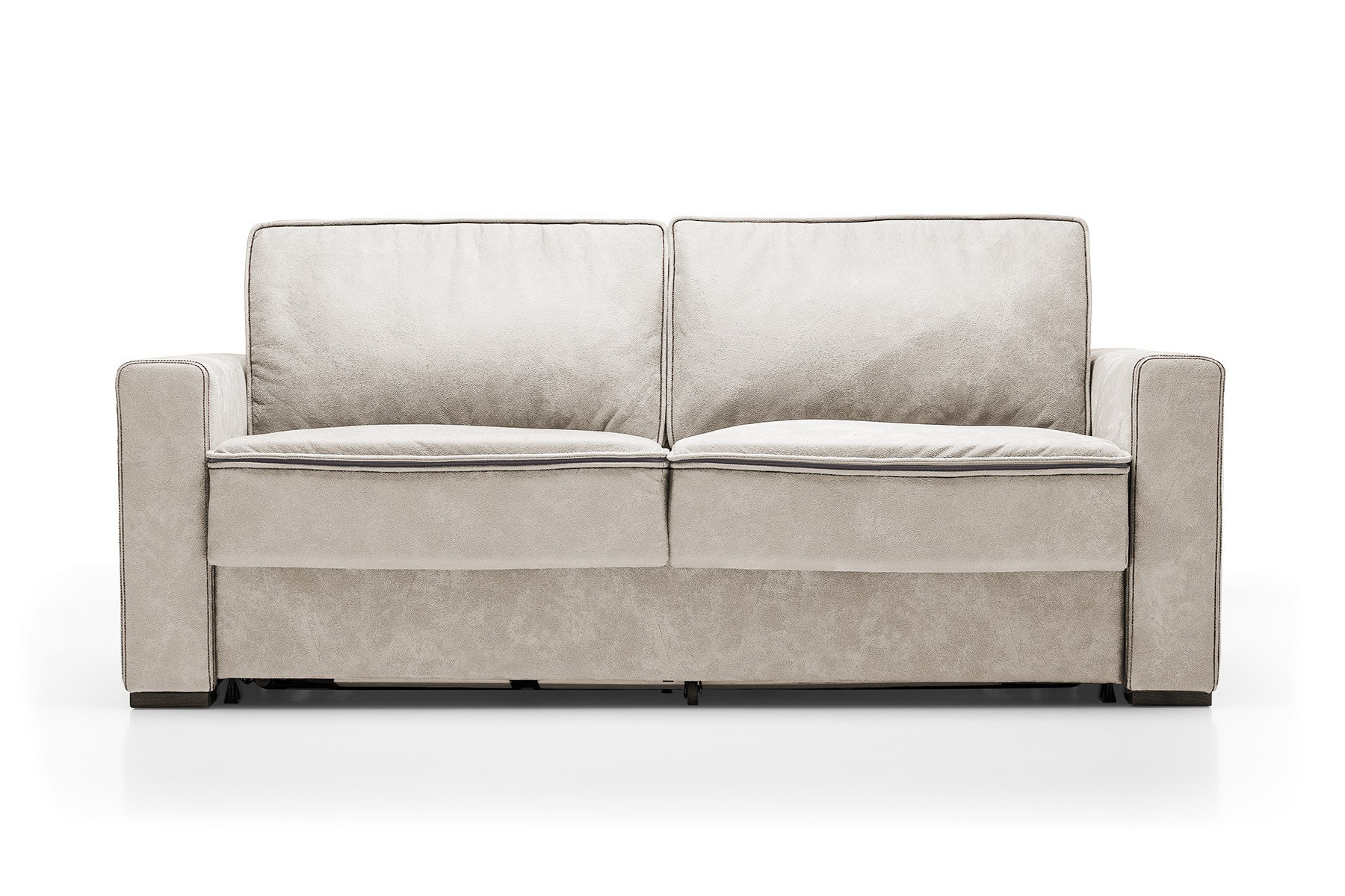 Bettsessel Federkern Sofa Bett Kombination Top Medium Size Of Schlafsofa Grau