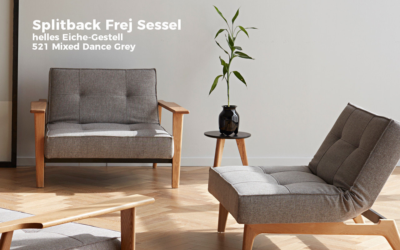 Innovation Splitback Sessel Splitback Frej Sessel Von Innovation Günstiger | Sofawunder
