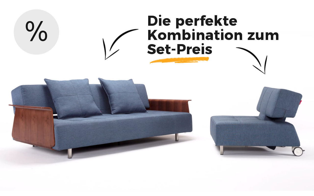 Long Sessel Long Horn Excess Schlafsofa Von Innovation Sofawunder