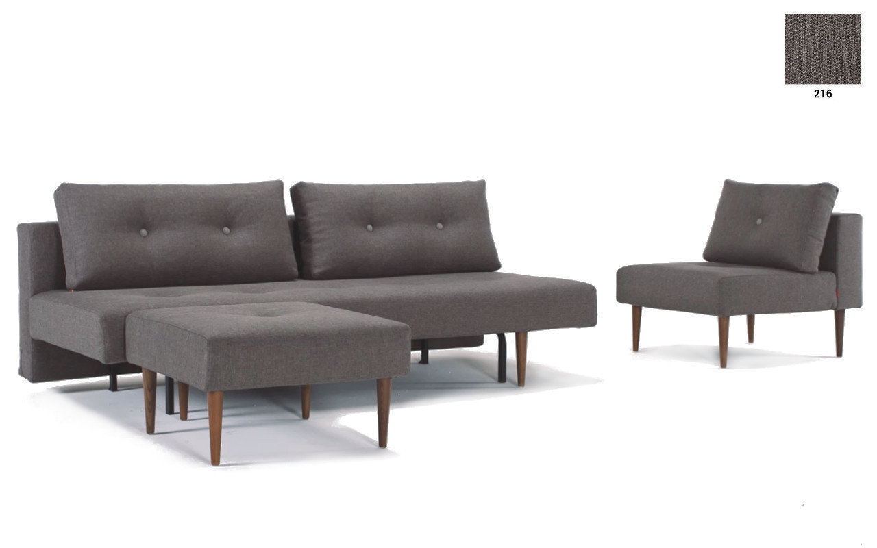 Sofa Mit Sessel Recast Sofa Mit Sessel And Hocker Im Spar Set Sofawunder