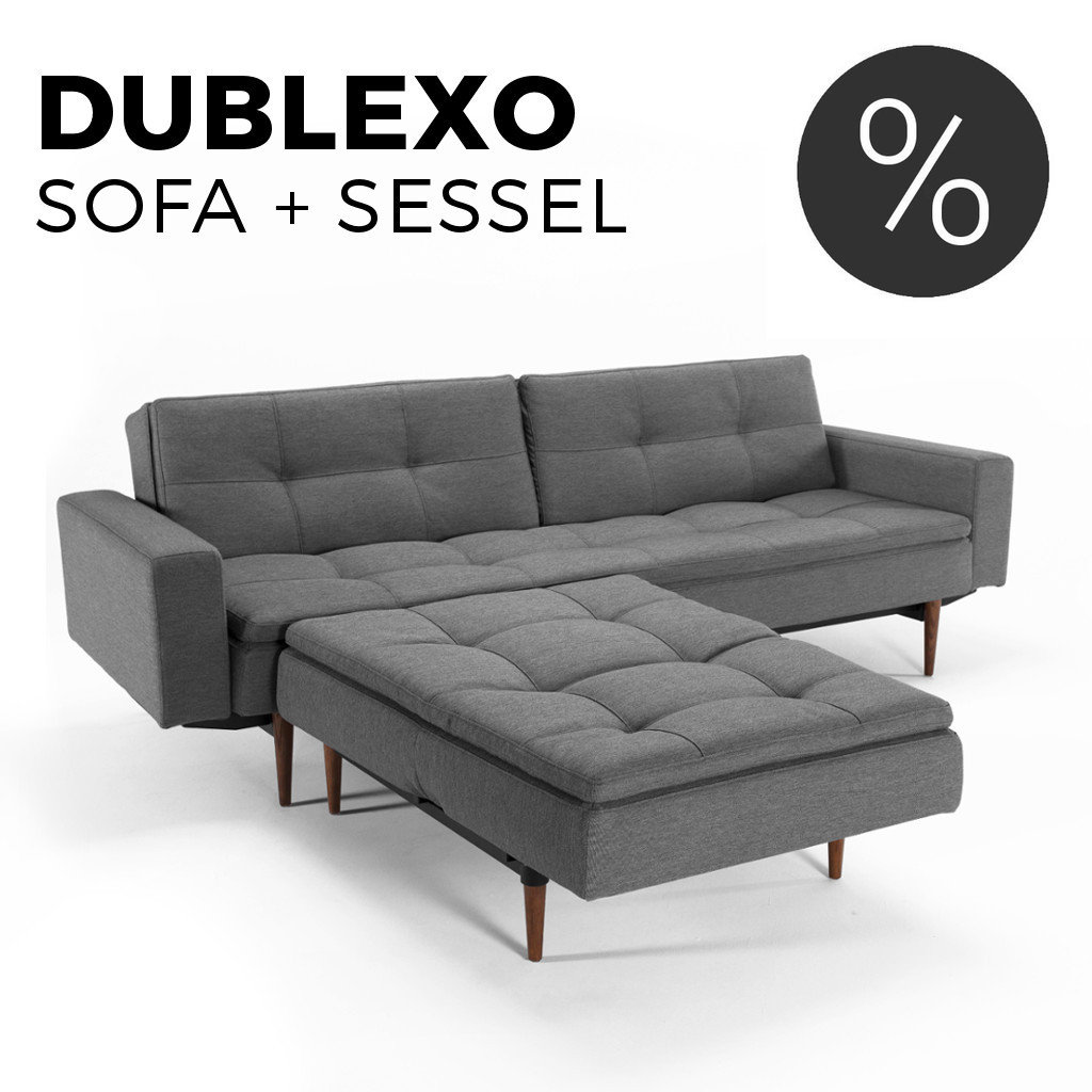 Sessel Couch Dublexo Set Mit Armlehnen Von Innovation