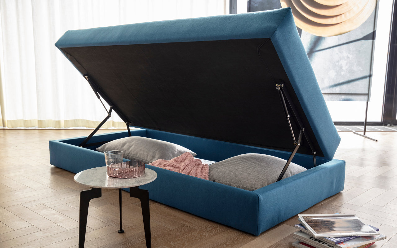 Schlafsofa Mit Bettkasten Design All You Need Schlafsofa Von Innovation Kaufen Sofawunder