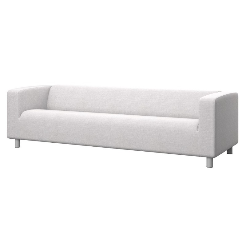 Ikea 4 Seater Sofa Ikea Klippan 4-seat Sofa Cover - Soferia | Covers For Ikea