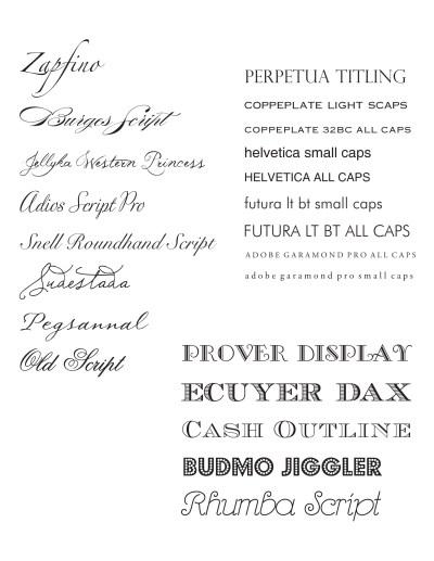 fonts – sofia invitations blog