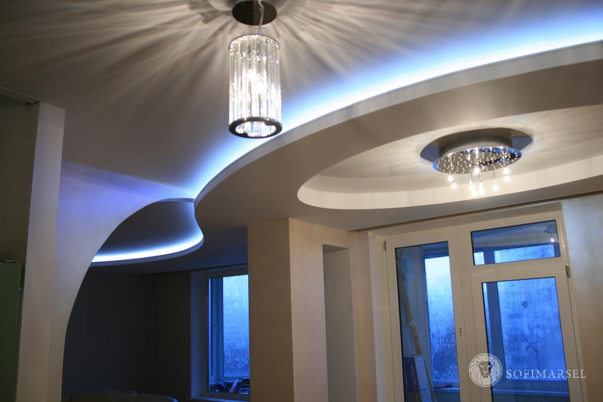 Led Leiste Decke Floating Ceilings
