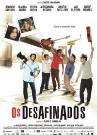 Filme Os Desafinados - HDTV Nacional Torrent